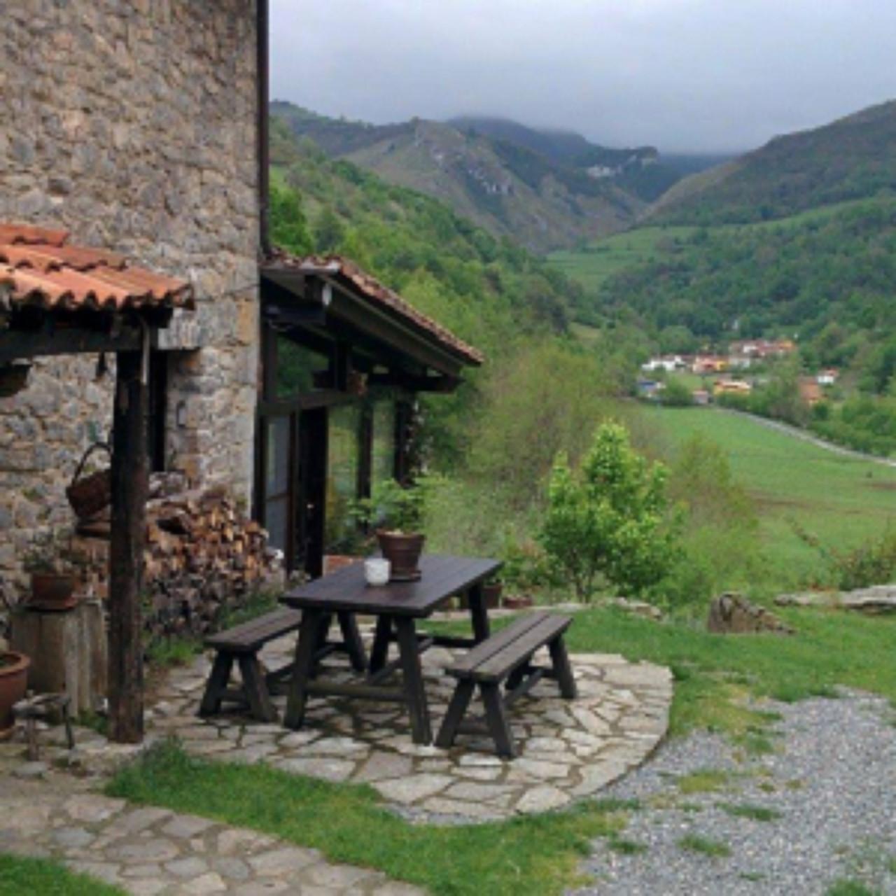 Mestas de Con en Asturias